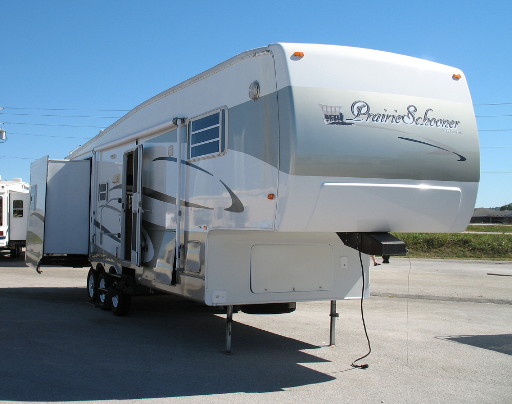 RV right front