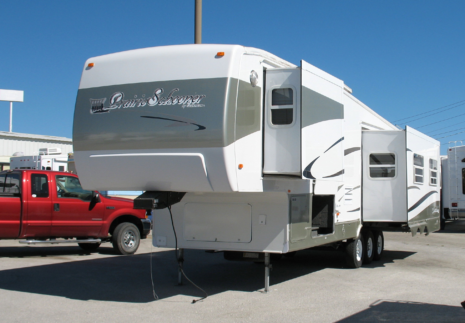 RV left front